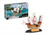revell maquette bateau 65660 Santa Maria Easy-Click Model Set 1/350