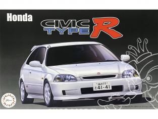 Fujimi maquette voiture 039879 Honda Civic Type R EK9 1/24