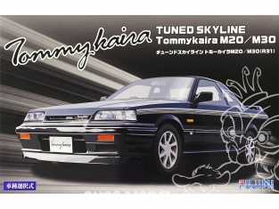 Fujimi maquette voiture 039626 Nissan Skyline R31 Tommykaira M20 / M30 1/24