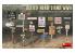 Mini Art maquette militaire 35608 panneaux indicateurs de route THÉÂTRE EUROPÉEN DES OPÉRATIONS 1/35