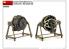 Mini Art maquette militaire 35321 Moteur CONTINENTAL R975 1/35