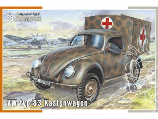 Special Armour SA35005 VW typ 83 Kastenwagen 1/35