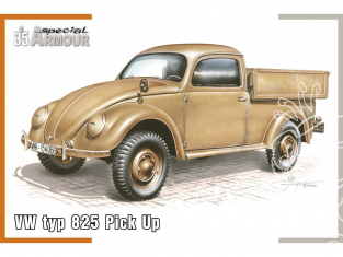 "Special Armour SA35007 VW type 825 ""Pick Up"" 1/35"