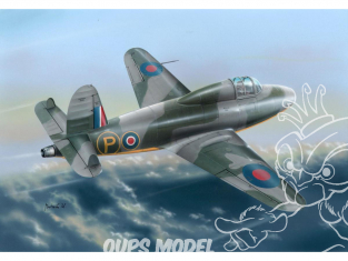 """Special Hobby maquette avion 48094 Gloster E.28/39 Pioneer """"Late Version"""" 1/48"""