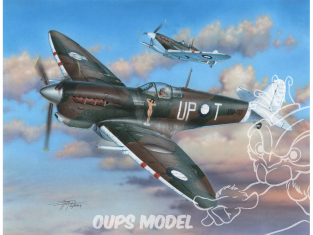 """Special Hobby maquette avion 48100 Spitfire Mk. VC """"RAAF Service 1/48"""