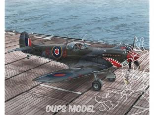 Special Hobby maquette avion 48102 Supermarine Seafire Mk. II Torch & Avalanche 1/48