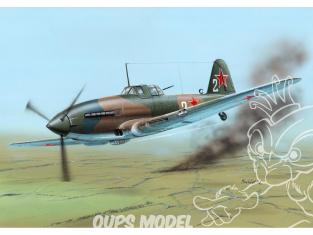 Special Hobby maquette avion 48109 Ilyushin Il-10 Last WWII Days 1/48