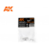 AK interactive aérographe ak9002 Buse 0.3 Basic Line