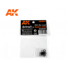 AK interactive aérographe ak9004 Set Joints toriques en caoutchouc Basic Line