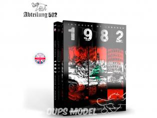 ABTEILUNG502 livre 608 1982 - Invasion of Lebanon en Anglais