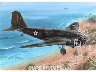 Special Hobby maquette avion 72265 B-18 Bolo WWII Service 1/72