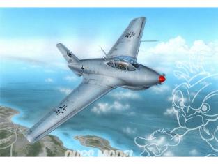 Special Hobby maquette avion 72258 Messerschmitt Me 163C Prototypes 1/72