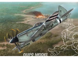 Special Hobby maquette avion 72259 Supermarine Seafire FR Mk.47 1/72