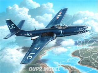Special Hobby maquette avion 72335 FH-1 Phantom MARINES First Jet 1/72