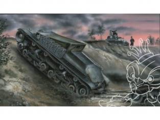 Cmk maquette militaire T35011 Morserzugmittel 35(t) 1/35
