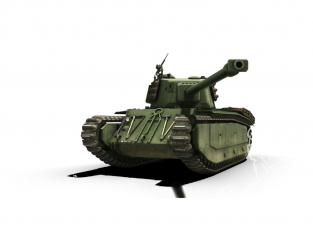 Planet Maquettes Militaire mv122 ARL-44 Le dernier char lourd français full resine kit 1/72