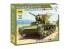 Zvezda maquette militaire 6246 Char léger soviétique T-26 mod. 1933 1/100