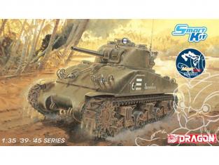 """Dragon maquette militaire 6740 M4 Sherman """"Composite Hull"""" PTO 1/35"""