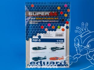 EDUARD maquette avion 4463 F6F-5 Super44 1/144