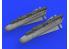 Eduard kit d'amelioration brassin 672222 AGM-65 Maverick 1/72