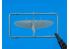 EDUARD maquette avion 4433 Spitfire Mk.IXc Fin de production Super44 1/144