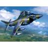 Revell maquette avion 05690 Harrier GR.1 inclus colle pinceau et peinture 1/32