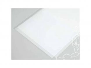 """K&S 1308 2 feuilles de plastique transparent 0.15"""""""