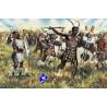 Italeri maquette historique 6051 guerriers Zoulous 1/72