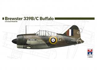 Hobby 2000 maquette avion 72012 Brewster 339B/C Buffalo 1/72