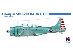 Hobby 2000 maquette avion 72013 Douglas SBD-2/3 Dauntless 1/72
