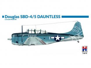 Hobby 2000 maquette avion 72014 Douglas SBD-4/5 Dauntless 1/72