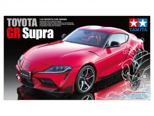 TAMIYA maquette voiture 24351 TOYOTA GR Supra 1/24