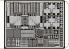EDUARD photodecoupe 32205 F6F-3 gun bay 1/32