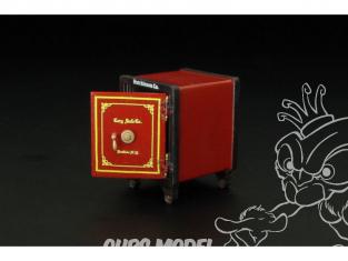 Hauler accessoires diorama HLU35111 coffre fort 1/35
