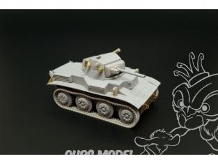 Hauler kit militaire HLP72032 Tetrarch Mk.VII 1/72