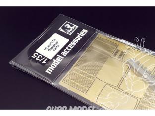 Hauler accessoires diorama HLU35114 Conteneur en treillis métallique (2pcs) 1/35