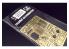 Hauler kit d'amelioration HLH72087 Leopard 1A5 pour kit Revell 1/72