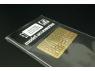 Hauler kit d'amelioration HLH72089 Plaques d'immatriculation allemandes de la Seconde Guerre mondiale 1/72