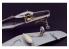 Brengun kit d'amelioration avion BRL144149 P-39 Airacobra pour kit Brengun 1/144