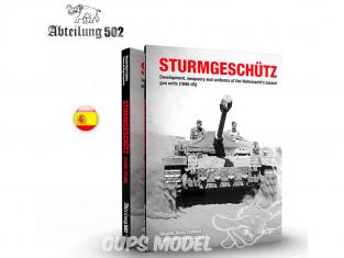ABTEILUNG502 livre 725 Sturmgeschütz (1940-1945) en Espagnol