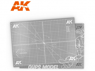 AK interactive outillage ak8209-A3 Tapis de coupe format A3