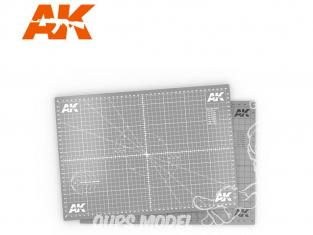 AK interactive outillage ak8209-A4 Tapis de coupe format A4