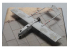Brengun maquette avion BRS72011 RQ-7B Shadow UAV en resine 1/48