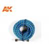 AK interactive aérographe ak9003 Tuyau renforcé 3 mètres 1/8 Basic Line