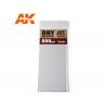 AK interactive outillage ak9041 Papier abrasif à sec Grain 800