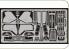 EDUARD photodecoupe 32204 P-47M undercarriage 1/32