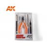 AK interactive outillage ak9013 Set d'outils basiques