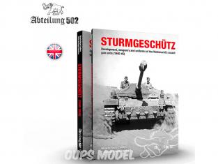 ABTEILUNG502 livre 724 Sturmgeschütz (1940-1945) en Anglais