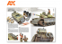 Ak Interactive livre AK914 T-54 / T-55 Le char le plus emblématique du Monde en Anglais