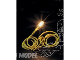Faller 180677 3 Mini ampoule blanche